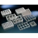 142485 cell tissue culture multiwell dish 24 well 1.9cm2 1ml 128mm x 86mm Multidish sterile disposable polystyrene PS Nunclon Delta treated with lid (pack of 85)