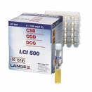 LCI500 COD chemical oxygen demand cuvette tube cell vial test 0 - 150mg/L O2 (pack of 24)