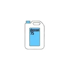 D755 Decon 75 5L laboratory detergent surface active cleaning agent radioactive decontaminant (pack of 1)