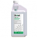 TR091 Distel Trigene Advance 1L non fragranced clear concentrate high level environmental surface disinfectant self dosing bottle (pack of 1)