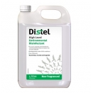 TR093 Distel Trigene Advance 5L non fragranced clear concentrate high level environmental surface disinfectant (pack of 1)