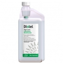 TM305 Distel Trigene Advance 1L non fragranced clear concentrate high level laboratory surface disinfectant self dosing bottle (pack of 1)