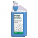 TM304 Distel Trigene Advance 1L eucalyptus blue concentrate high level medical surface disinfectant self dosing bottle (pack of 1)