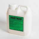 NEU1 Neutracon 1L laboratory detergent phosphate free surface active cleaning agent decontaminant (pack of 1)