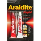 12715298 adhesive epoxy drying time 10 to 15 mins for ceramics metal glass and wood Araldite Rapid