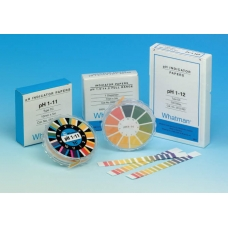 2613-991 pH indicator test paper strip range 0.0 to 14.0 colour bonded 6mm x 80mm (pack of 100)