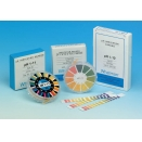 2612-990 pH indicator test paper strip pH range 1.0 to 12.0 integral comparison 11mm x 100mm (pack of 200)