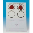 WB100014 FTA blood stain card (pack of 100)