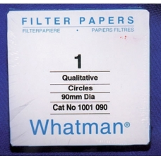 circle Whatman 1540125 Grade 540 Quantitative Filter Paper 125 mm Hardened Ash less Pack of 100